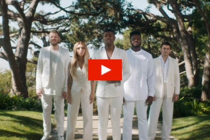Pentatonix's 'Amazing Grace' Cover Brought Us to Tears