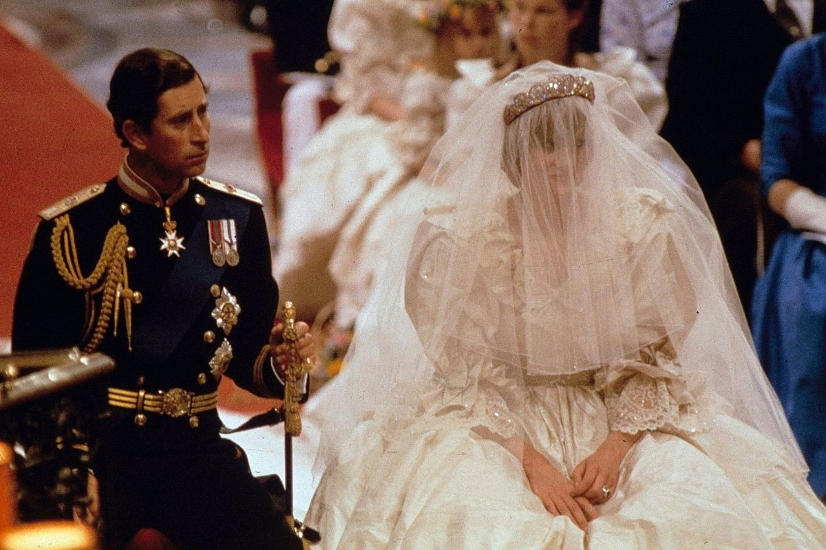 "Inside Prince Charles and Princess Diana's ""Fairytale"" Wedding"