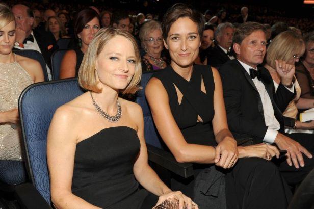 Jodie Foster's Wife Alexandra Hedison Once Dated Ellen Degeneres