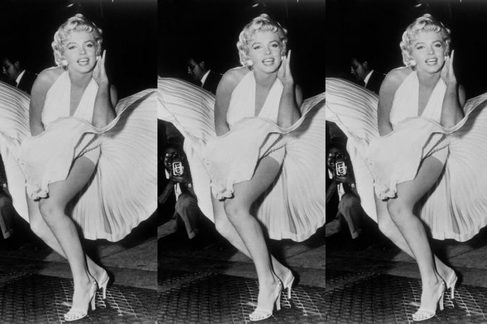 Why Marilyn Monroe's White Dress Was So Iconic