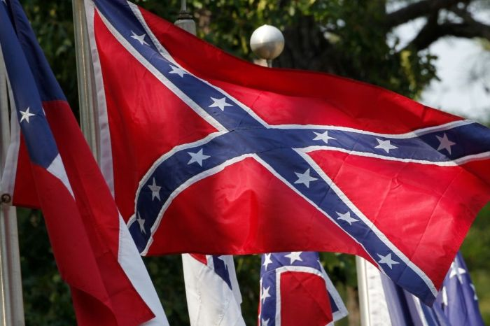 New York Bans Display Of Confederate Flag and Other Hate Symbols