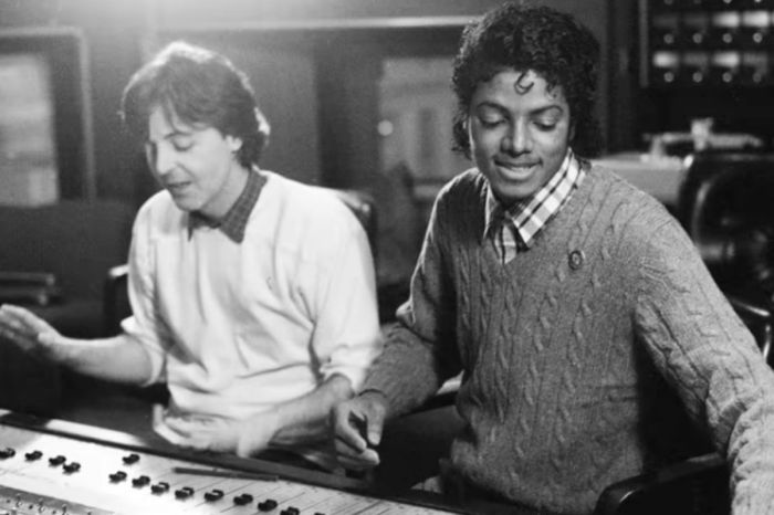 Paul McCartney and Michael Jackson Had A Feud That Lasted Until Death