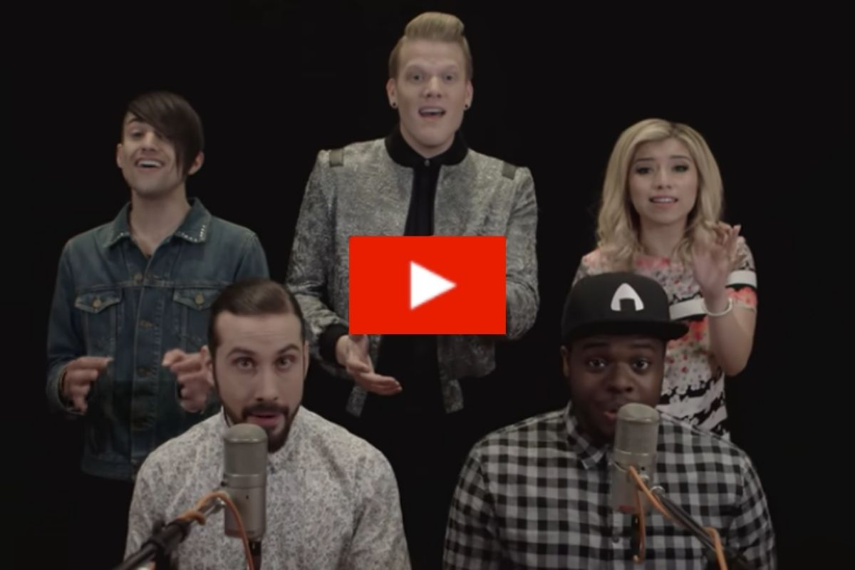 """Pentatonix Tackles The Perfect Tribute In """"The Evolution of Michael Jackson"""""""