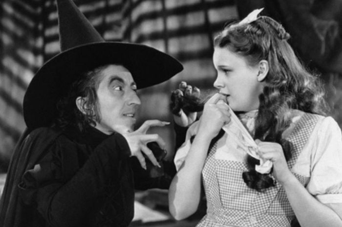 """Margaret Hamilton, The Wicked Witch of the West, Suffered 3rd-Degree Burns While Filming """"The Wizard of Oz"""""""