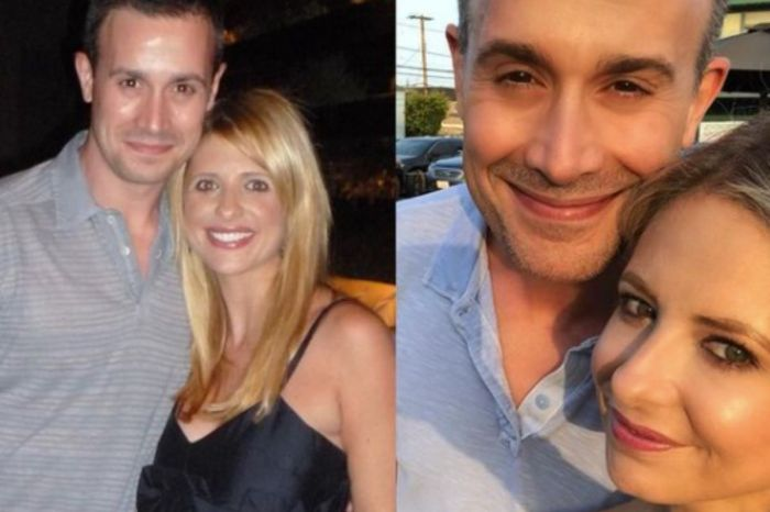 Sarah Michelle Gellar and Husband Freddie Prinze Jr. Refuse to Work Together Again