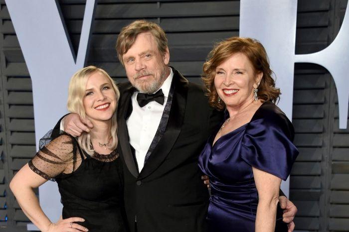 Mark Hamill's 3 Children Were In 'Star Wars: The Last Jedi'