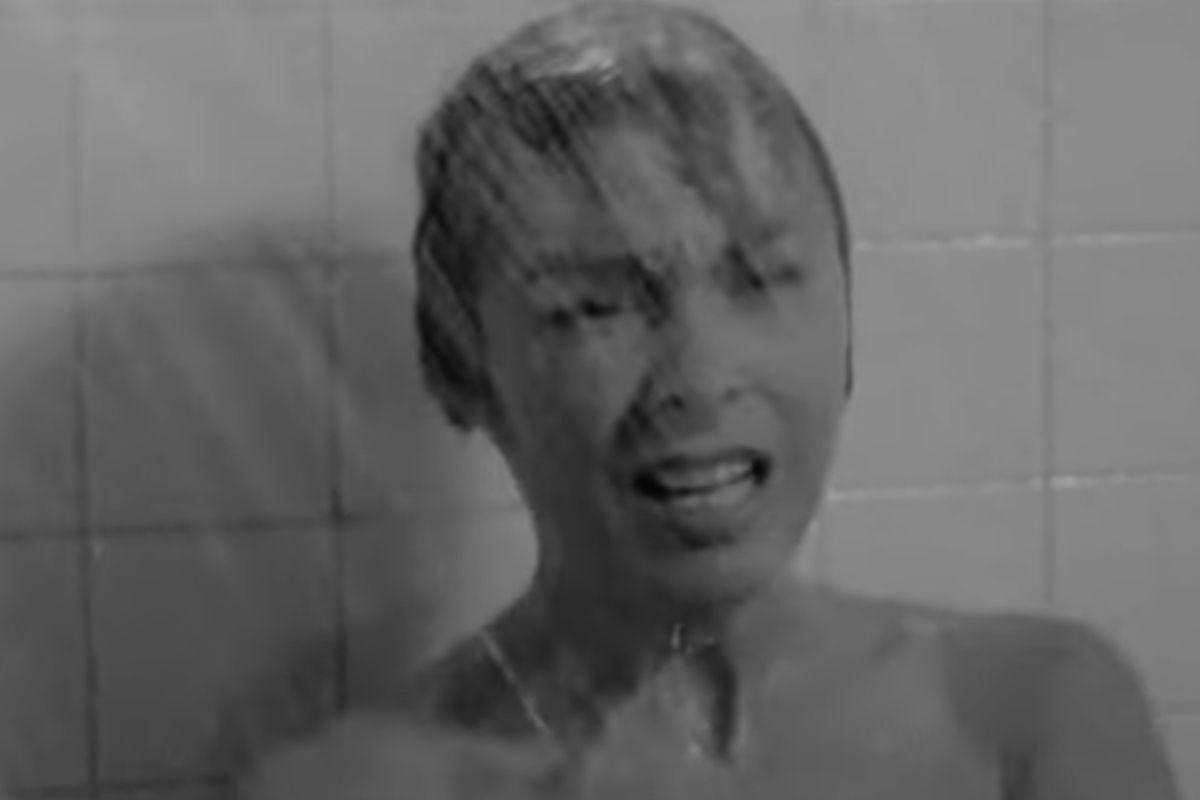The Blood in 'Psycho's' Shower Scene Was Actually Chocolate Syrup