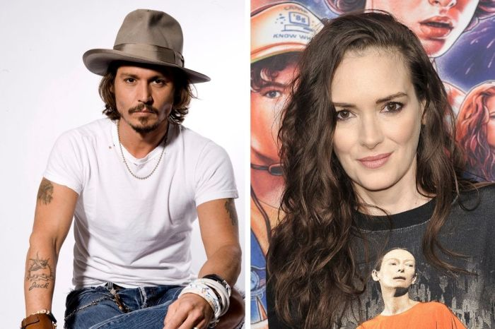 Johnny Depp Proposed to Winona Ryder 5 Months After They Met