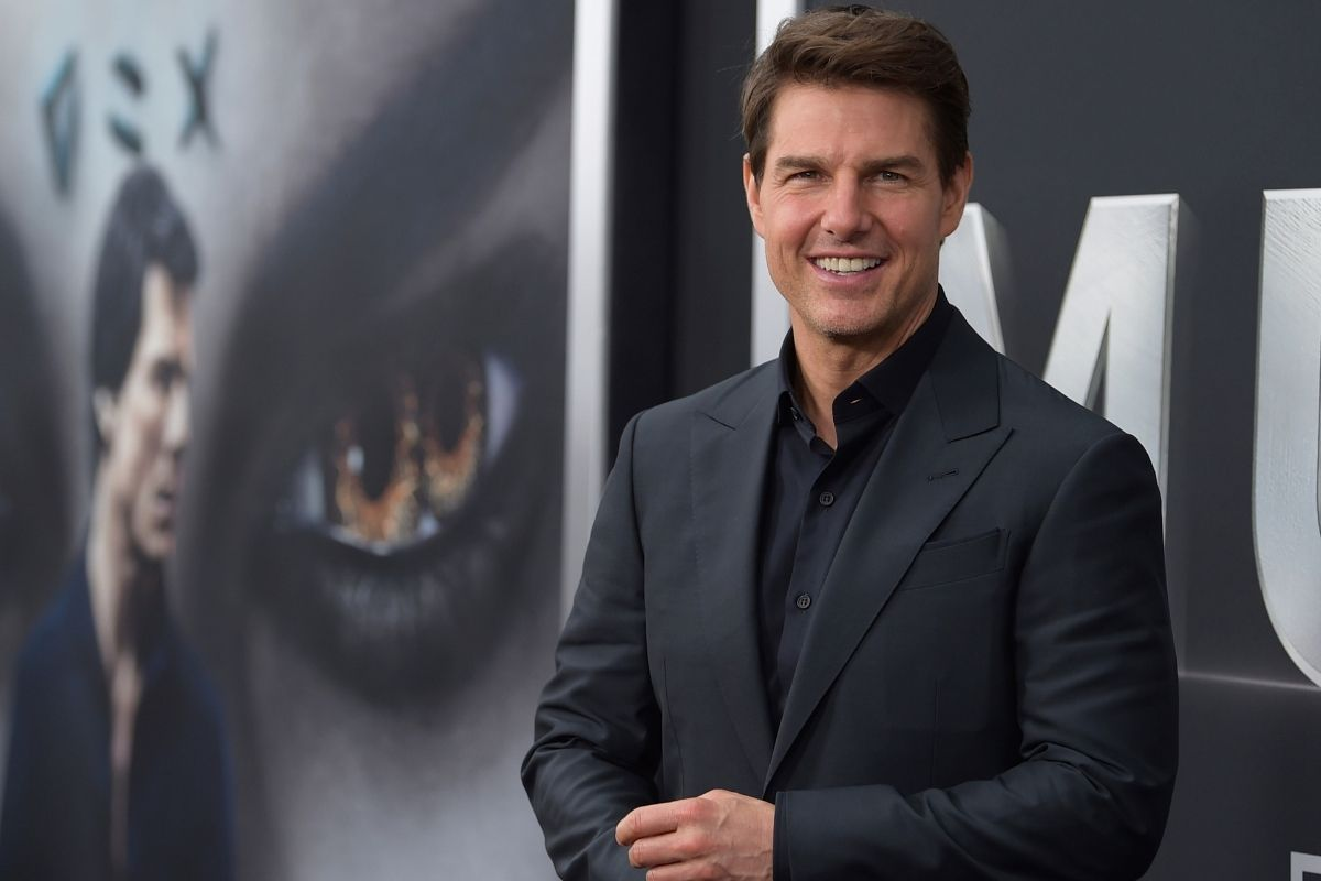 Tom Cruise Caught Shouting at 'Mission: Impossible' Crew for Not Following COVID-19 Guidelines