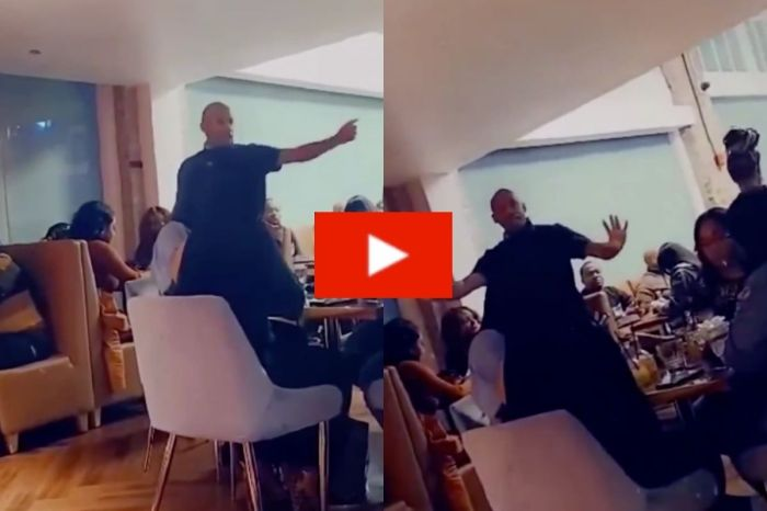 "Restaurant Owner Tells Customers to ""Get the F*ck Out"" for Suggestively Dancing Inside"