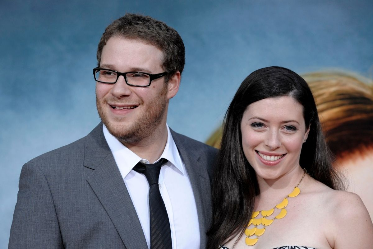 Seth Rogan and His Wife Lauren Miller Founded an Alzheimer's Charity