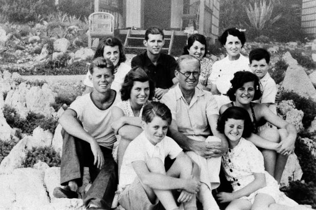 The Kennedy Curse Tormented America's First Family For Nearly 80 Years