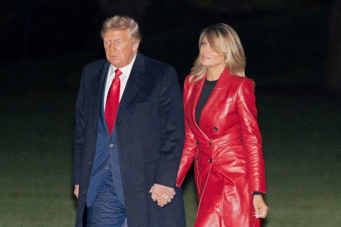 Trump Criticizes Fashion Magazines For Not Giving Melania A Single Cover Shoot