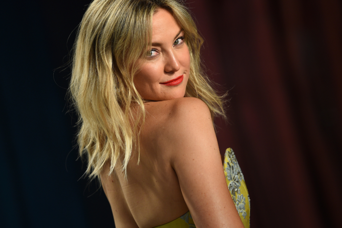 "Kate Hudson Hopes to ""Connect"" with Estranged Father's Children"