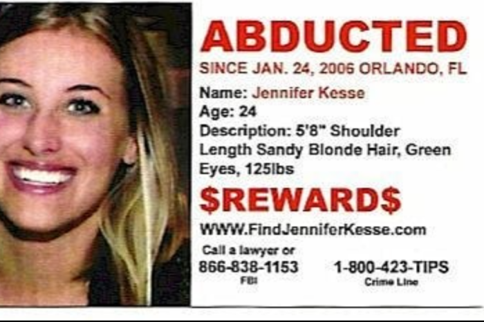 The Bizarre Disappearance of Jennifer Kesse