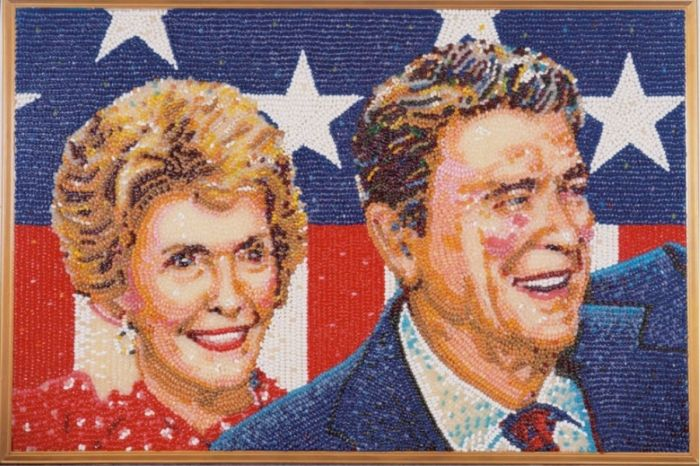 Jelly Belly Created the Blueberry Flavor Jelly Bean for Ronald Reagan's Presidential Inauguration