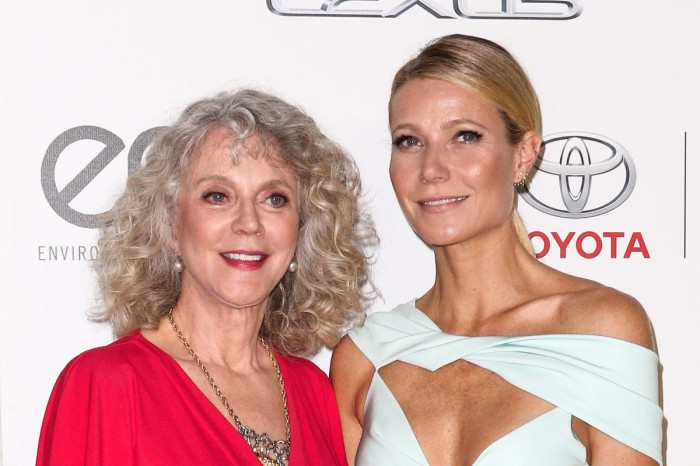 Blythe Danner Didn't Hesitate to Defend Gwyneth Paltrow from Haters