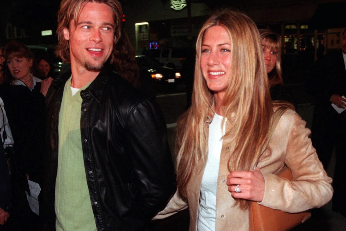 Inside Jennifer Aniston and Brad Pitt's Tumultuous Love Life