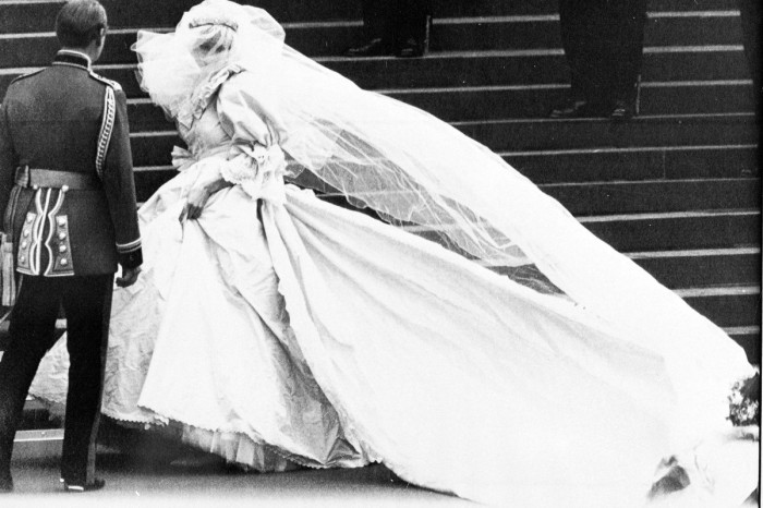 Behind Princess Diana's Iconic Wedding Dress and Its Secrets