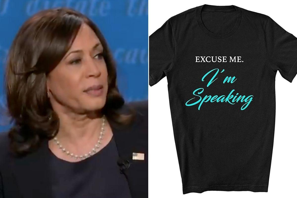 excuse me im speaking t-shirt