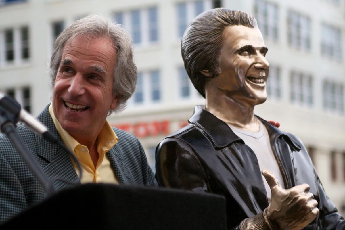 'Happy Days': Meet Henry Winkler, The Man Behind Fonzie