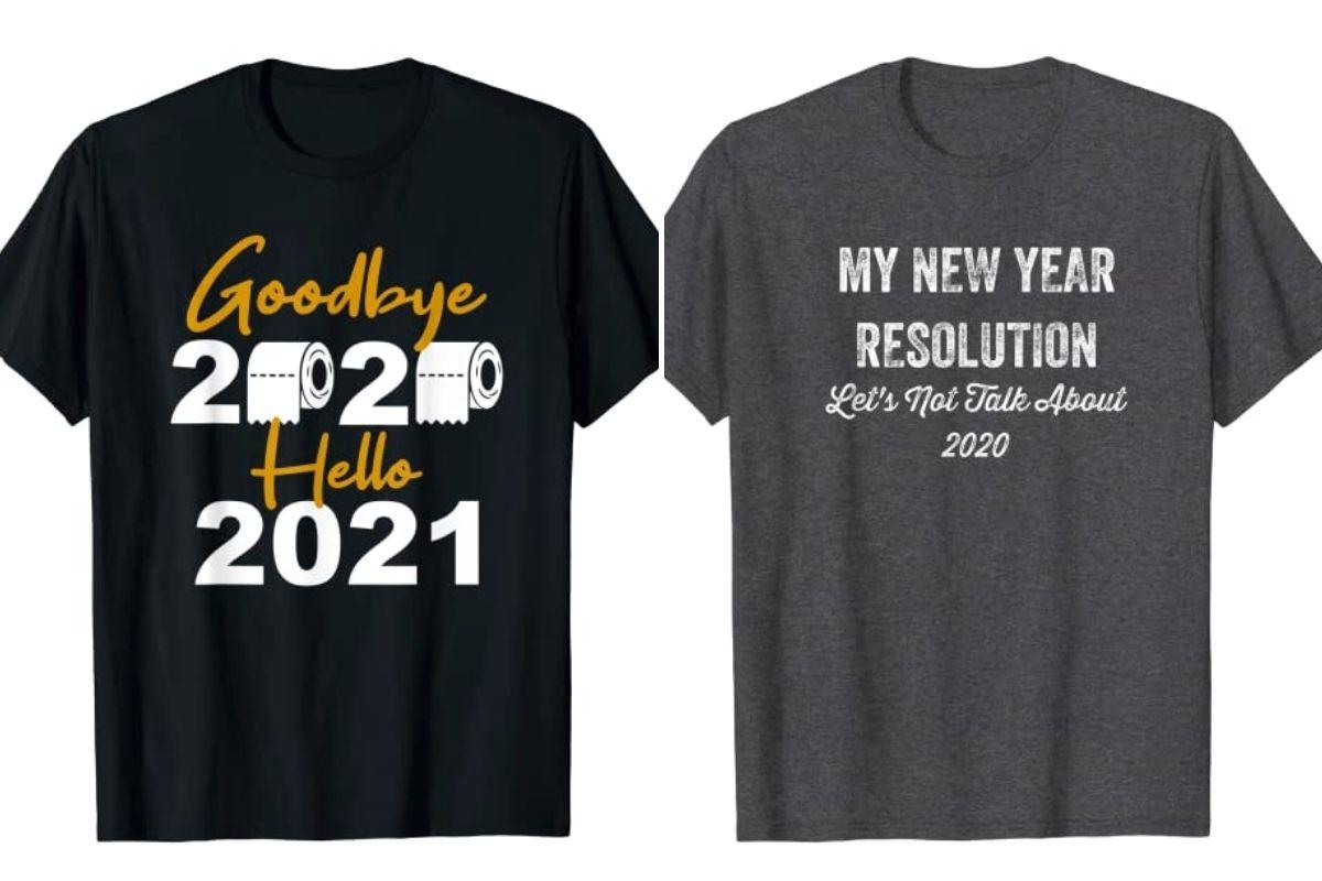 funny new years shirt