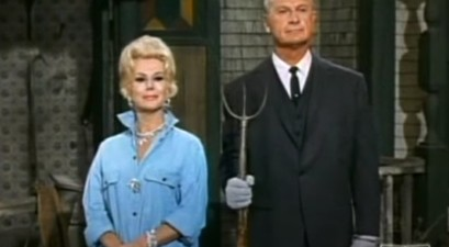 """Green Acres"": The 1st Show to Have its Leading Actors Sing the Theme Song"