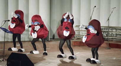 "The California Raisins Were Originally Created to ""Make Raisins Cool Again"""