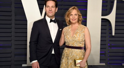 Paul Rudd Married the First Person He Met in New York