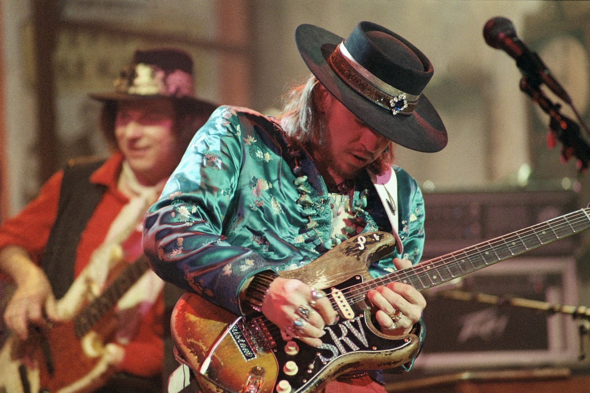 Stevie Ray Vaughan is Still Considered One of the 'Greatest Guitarists of All Time'