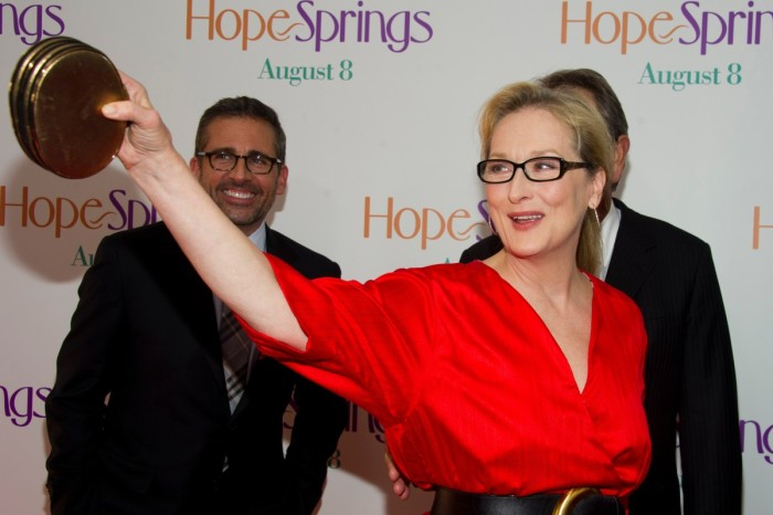 "Will Ferrell Revealed Meryl Streep Wanted to Cameo in ""Anchorman"" Sequel"