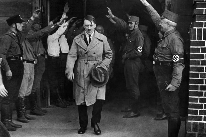 Hitler's Failed 1923 Coup: The Beer Hall Putsch