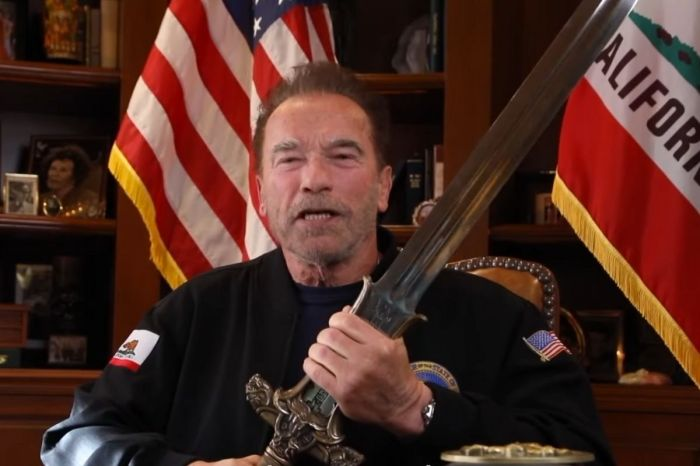 Arnold Schwarzenegger Says Trump is a 'Failed Leader', Compares US Capitol Mob to Nazis