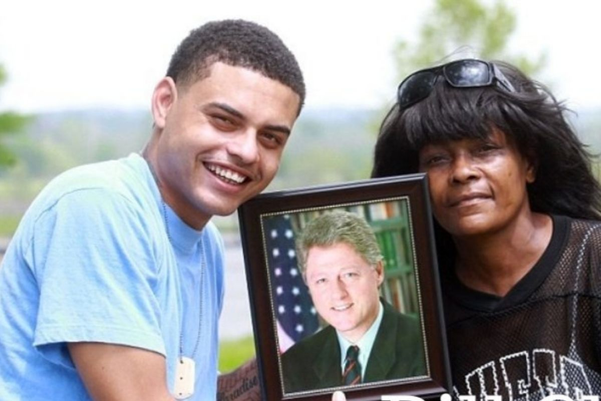 This Man Claims to be Bill Clinton's Biracial Son, Here's What You Need to Know