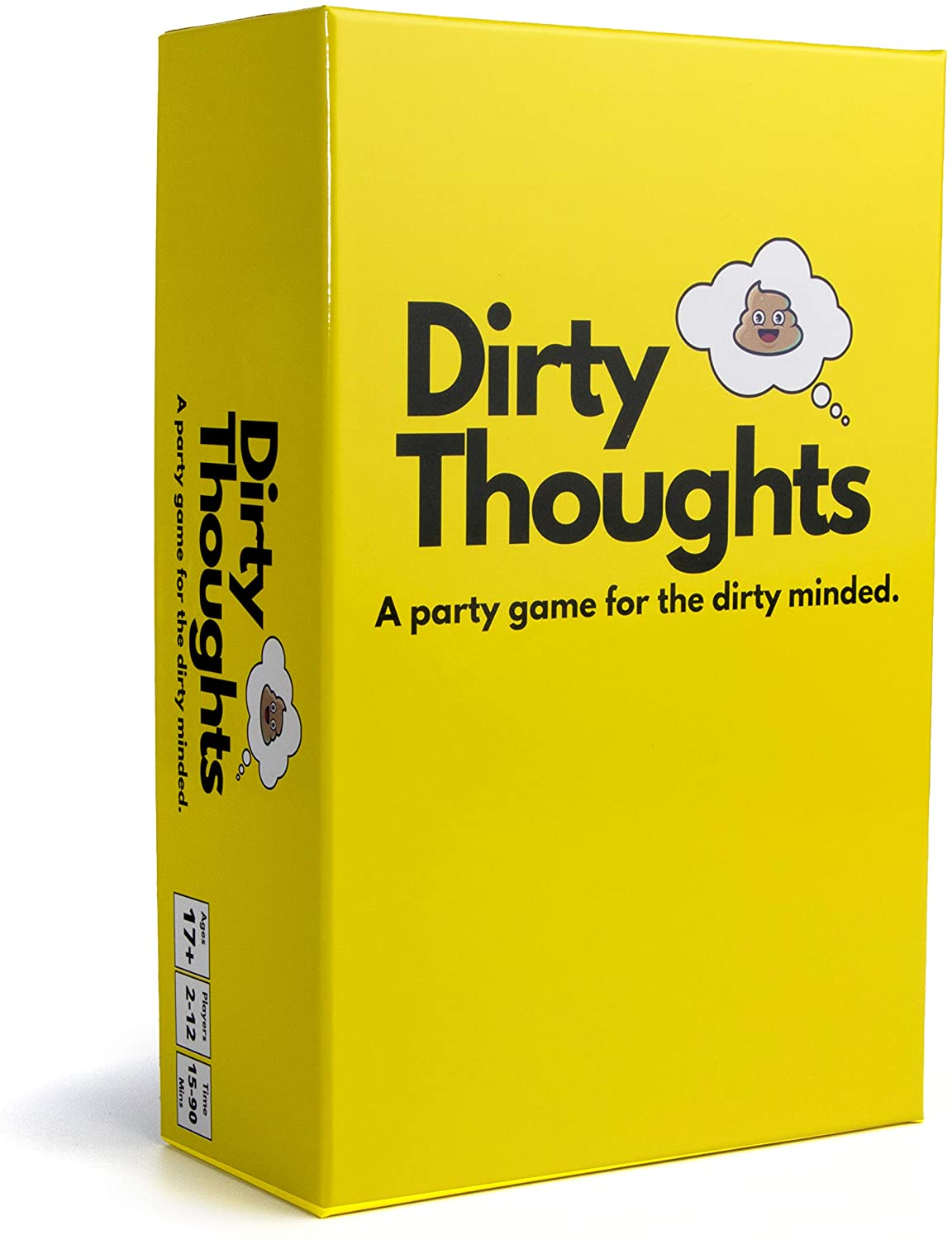 Dirty Thoughts Family Games for Teens and Adults - Top Adult Party Games - New Adult Board Games