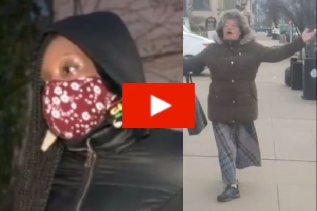 Elderly Woman Arrested For Hurling Racial Slurs At Victim
