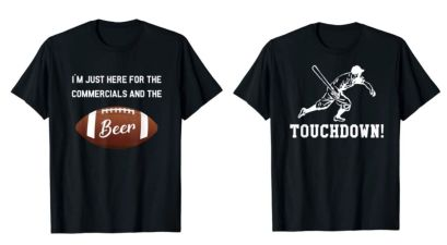 FUNNY SUPER BOWL SHIRT