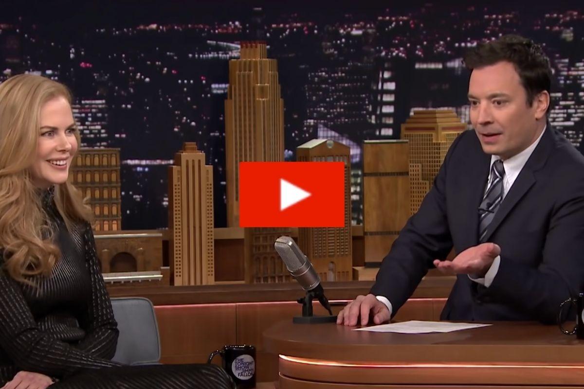How Jimmy Fallon Blew His Chance to Date Nicole Kidman