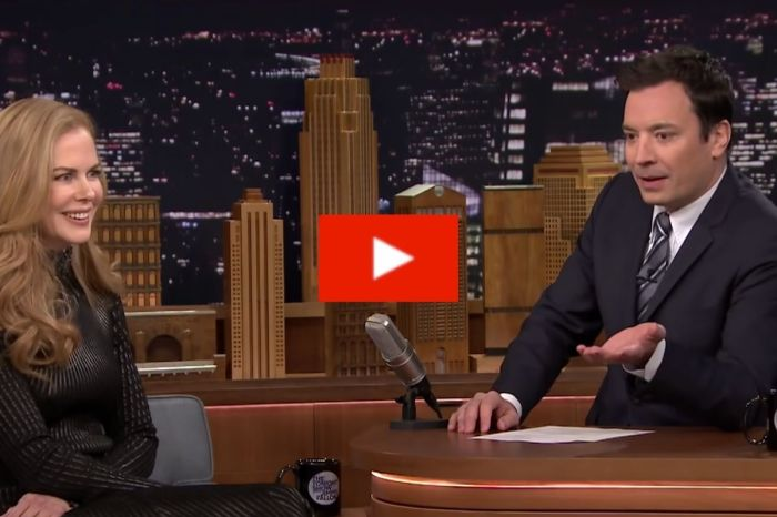 How Jimmy Fallon Blew His Chance to Date Nicole Kidman