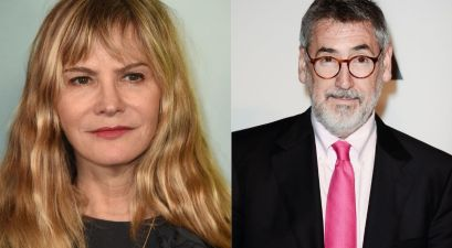 Jennifer Jason Leigh Filed a Wrongful Death Lawsuit Against John Landis After Her Father Was Decapitated
