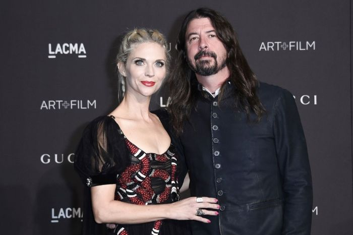 Dave Grohl is Proud to Be a Dad Rocker