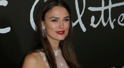 Keira Knightley Will No Longer Shoot Nude Scenes with Male Directors