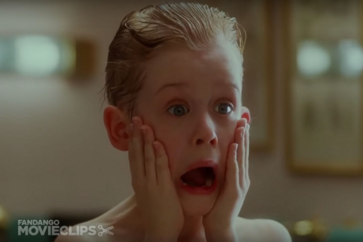 These 'Home Alone' Bloopers Have Us Ugly Laughing!
