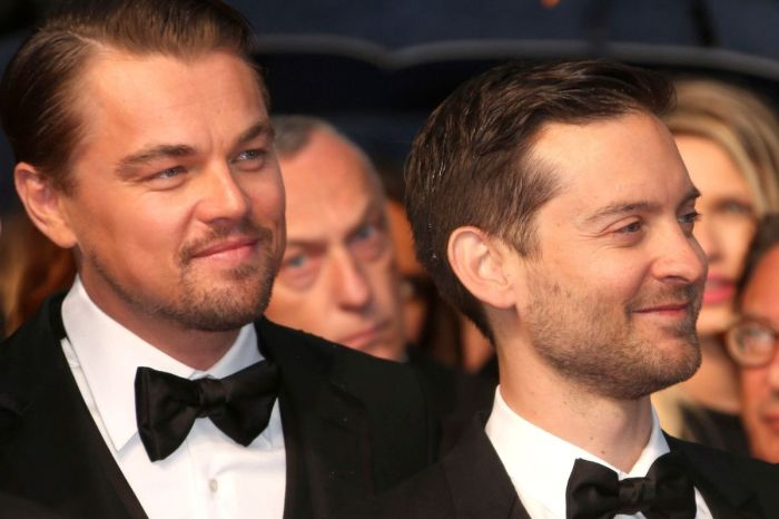 Leonardo DiCaprio and Tobey Maguire Have Been Friends For Over 30 Years!