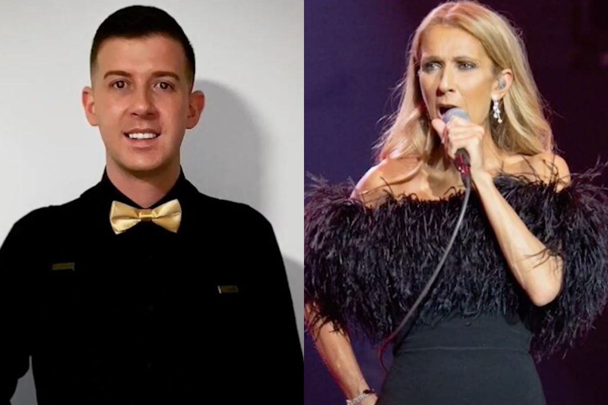 Man Gets Insanely Drunk, Forgets He Legally Changed His Name to Celine Dion