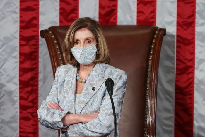 Nancy Pelosi Introduces 'Gender-Neutral' Language In Congress New Rules