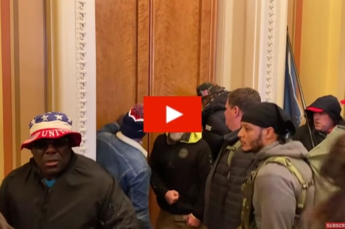 Pro-Trump Mob Smeared Poop in U.S. Capitol Hallways During Riot