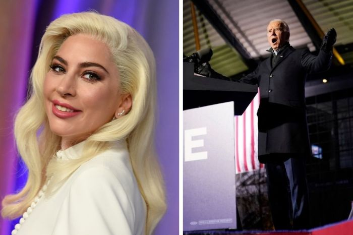 Lady Gaga to Sing the National Anthem at the Biden-Harris Presidential Inauguration