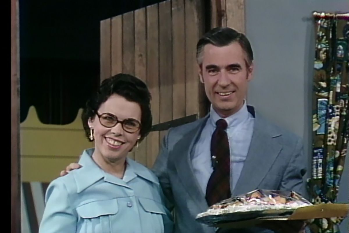 Joanne Rogers, Widow of Fred Rogers, Dies at 92