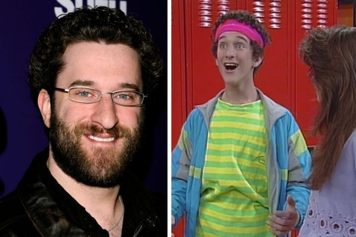 'Saved by the Bell' Star Dustin Diamond Dies at 44 After Battle With Cancer